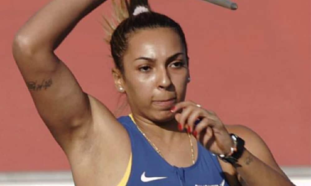 Jucilene de Lima- lançamento de dardo - Jogos Olímpicos de Tóquio 2020 - atletismo