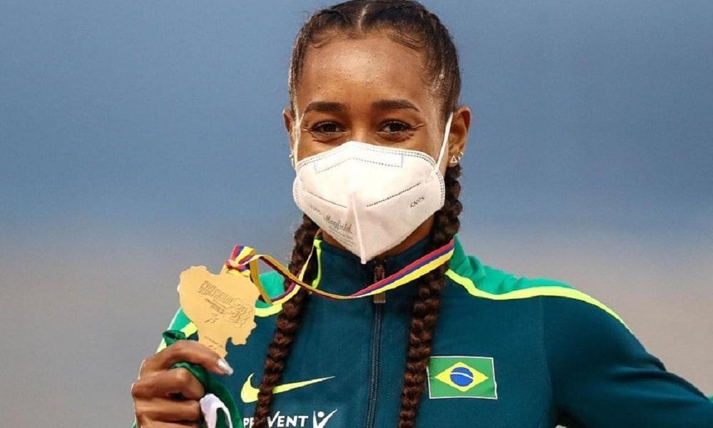 Ketiley Batista - atletismo - 100m com barreiras - Jogos Olímpicos de Tóquio 2020