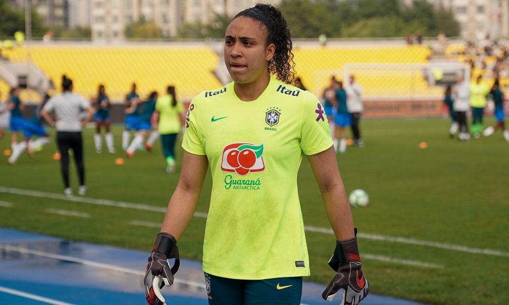 Letícia Izidoro - seleção brasileira de futebol feminino - Jogos Olímpicos de Tóquio 2020
