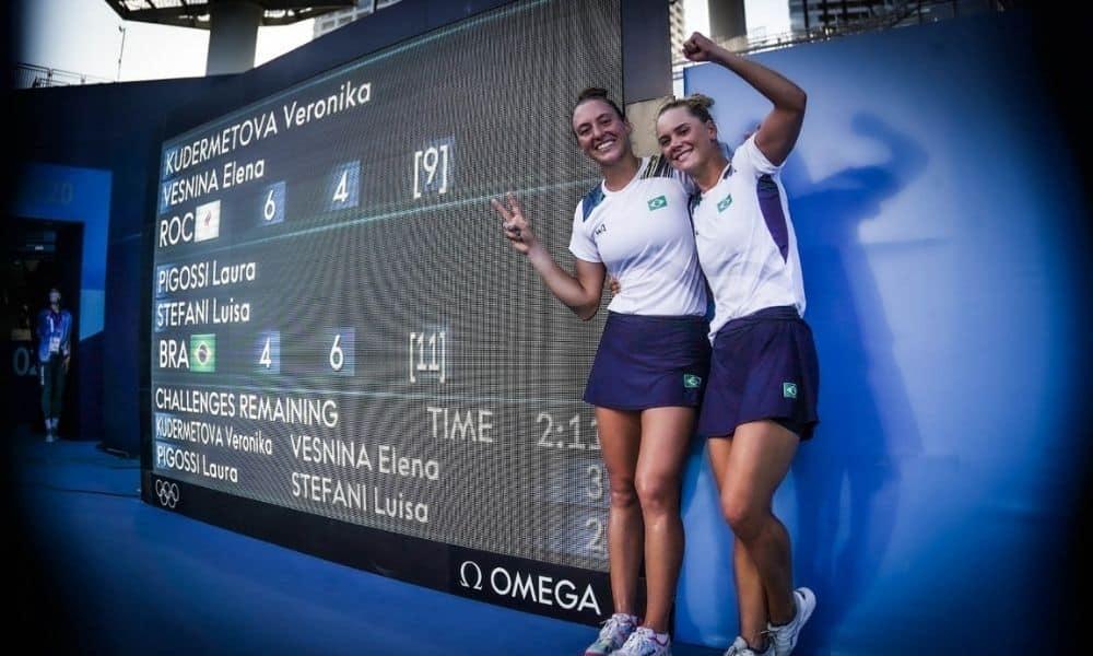 Laura-Pigossi-e-Luisa-Stefani-medalha-de-bronze-jogos-olímpicos-tóquio-2020