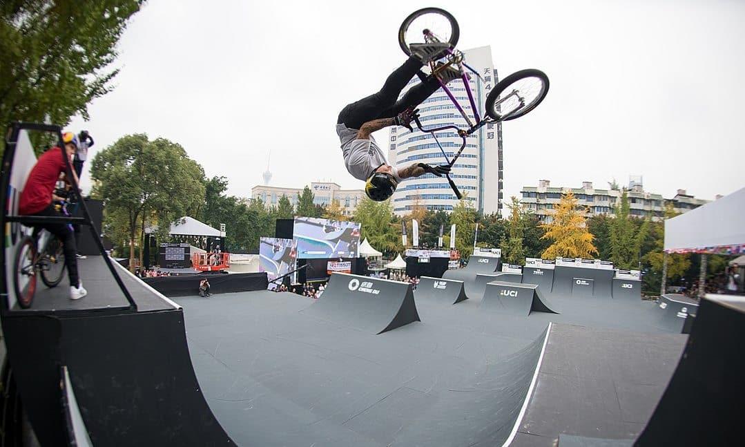 Logan Martin BMX Freestyle