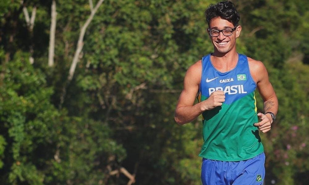 Lucas Mazzo - Atletismo - Marcha Atlética - Jogos Olímpicos de Tóquio 2020