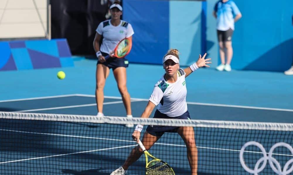 Luisa Stefani Laura Pigossi duplas femininas Jogos Olímpicos Tóquio 2020