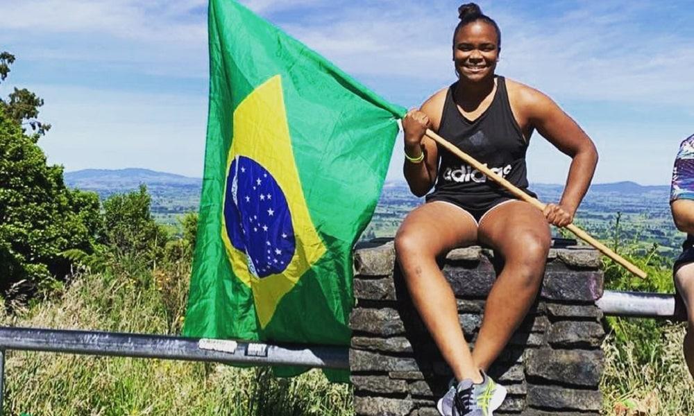 Mariana Nicolau - rúgbi feminino - Jogos Olímpicos de Tóquio 2020