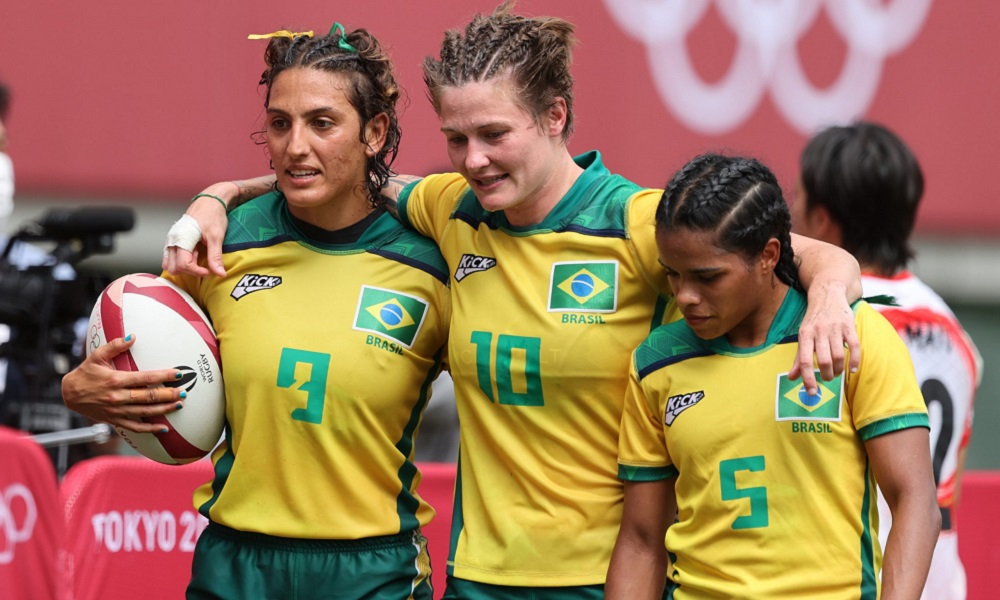 Yaras tóquio seleção brasileira de rugby