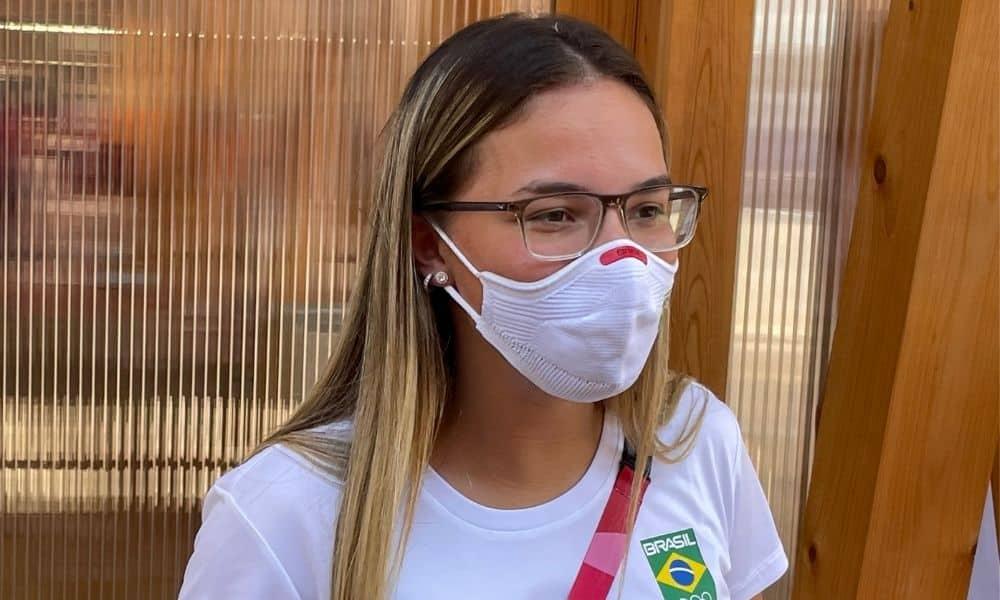 Pamela Rosa Vila Olímpica