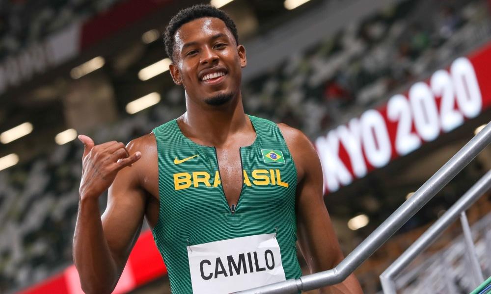 Paulo André - Atletismo - Jogos Olímpicos de Tóquio - Felipe Bardi