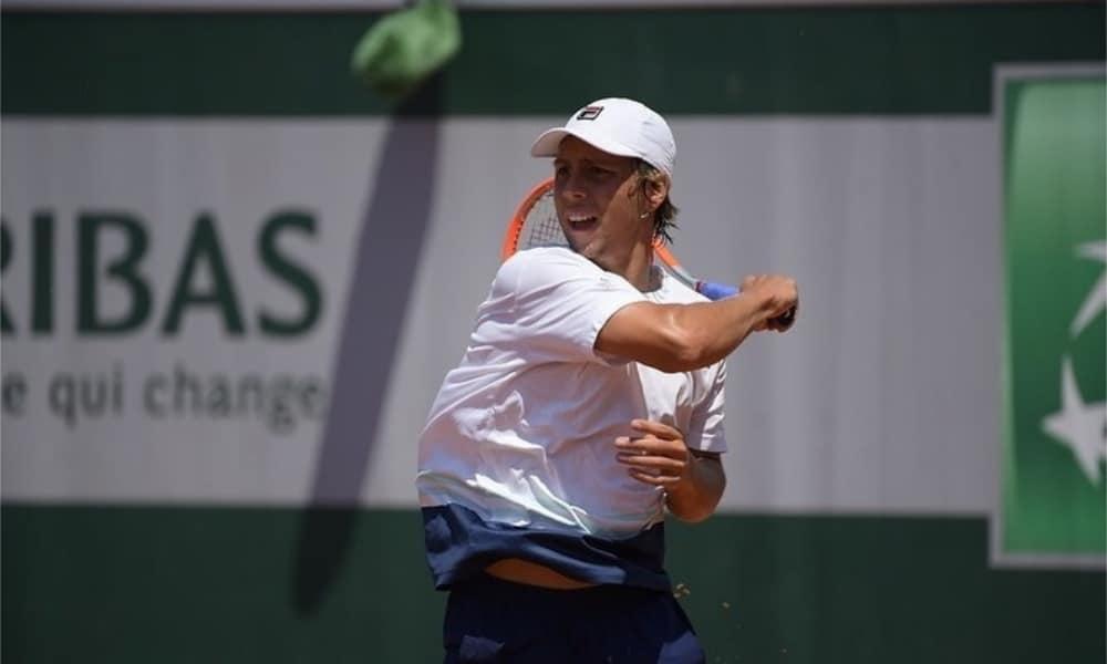 Pedro Boscardin - João Victor Loureiro - Wimbledon