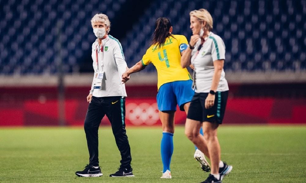 Pia Sundhage projeta duelo contra o Canadá pelas quartas de final de Tóquio 2020