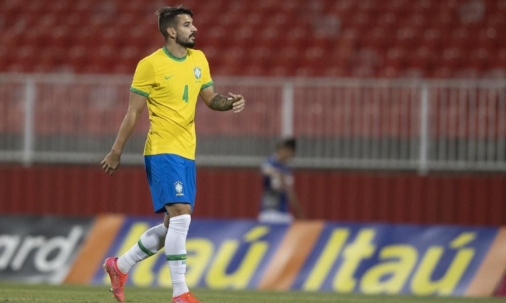 Ricardo Graça - futebol masculino - Jogos Olímpicos de Tóquio 2020