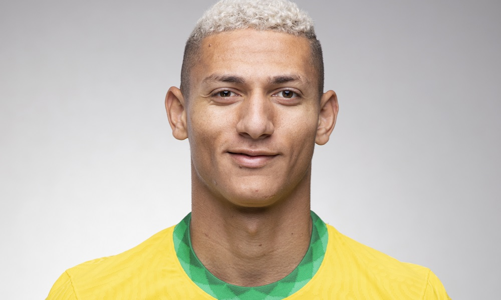 Richarlison - futebol masculino - Jogos Olímpicos de Tóquio 2020