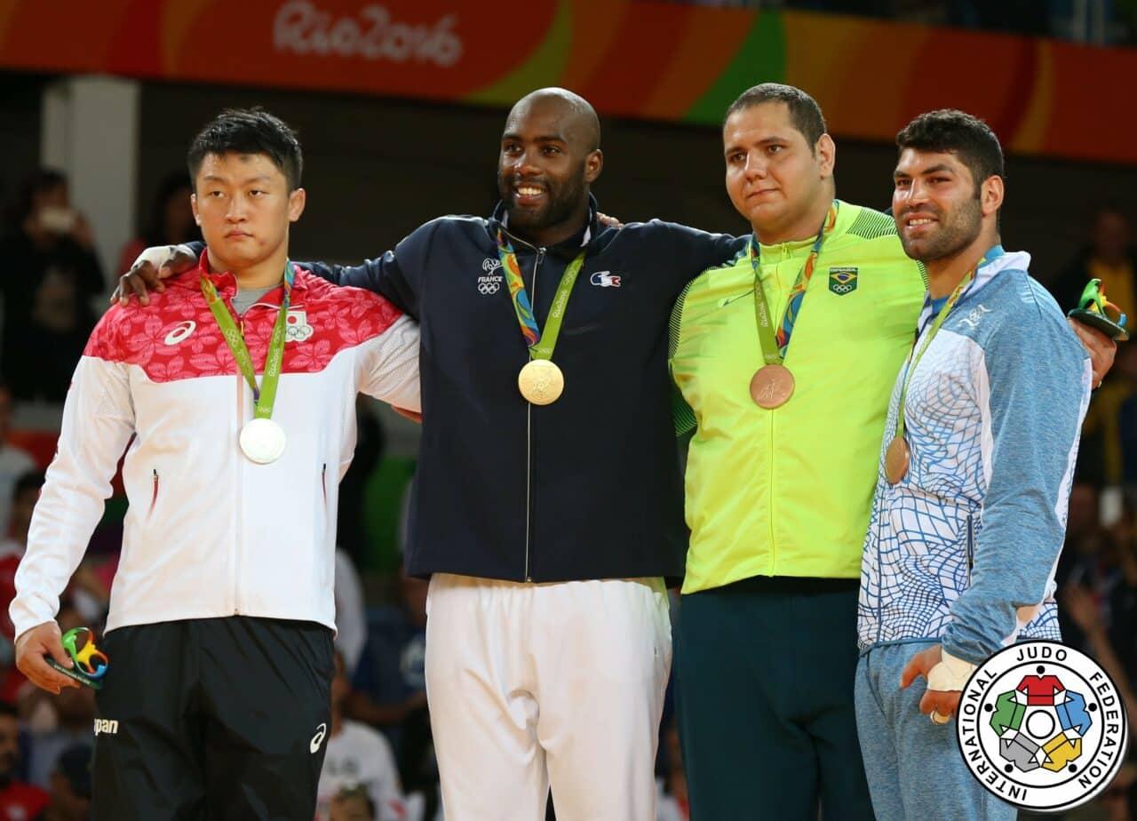 Conheça Rafael Silva, o Baby, medalhista olímpico do judô que representará o Brasil nos Jogos Olímpicos de Tóquio 2020 no peso pesado (+100kg masculino)