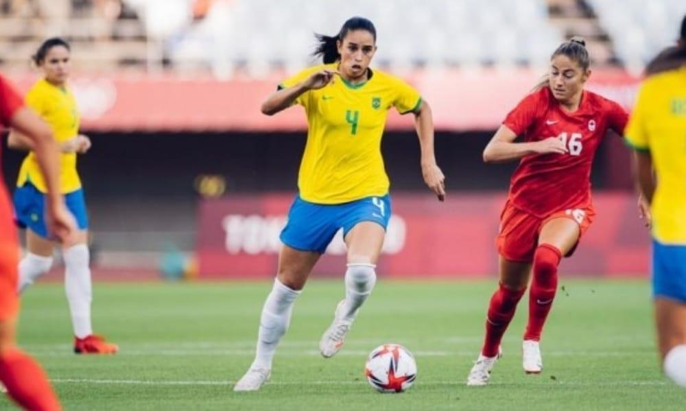 Rafaelle - Seleção feminina