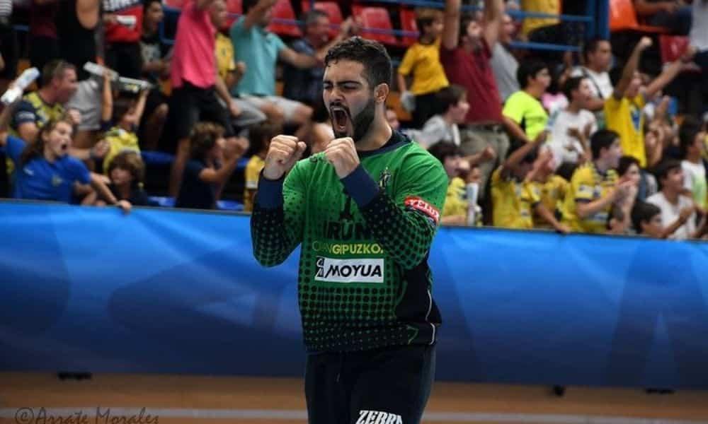 Rangel da Rosa - seleção brasileira de handebol masculino - Jogos Olímpicos Tóquio 2020 - Olimpíada
