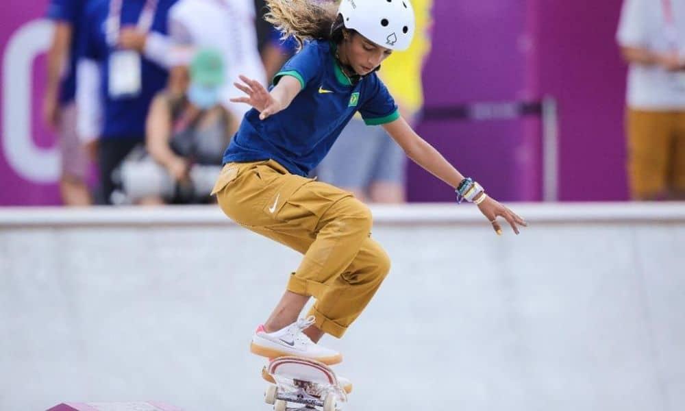 Rayssa Leal skate street Jogos Olímpicos de Tóquio 2020