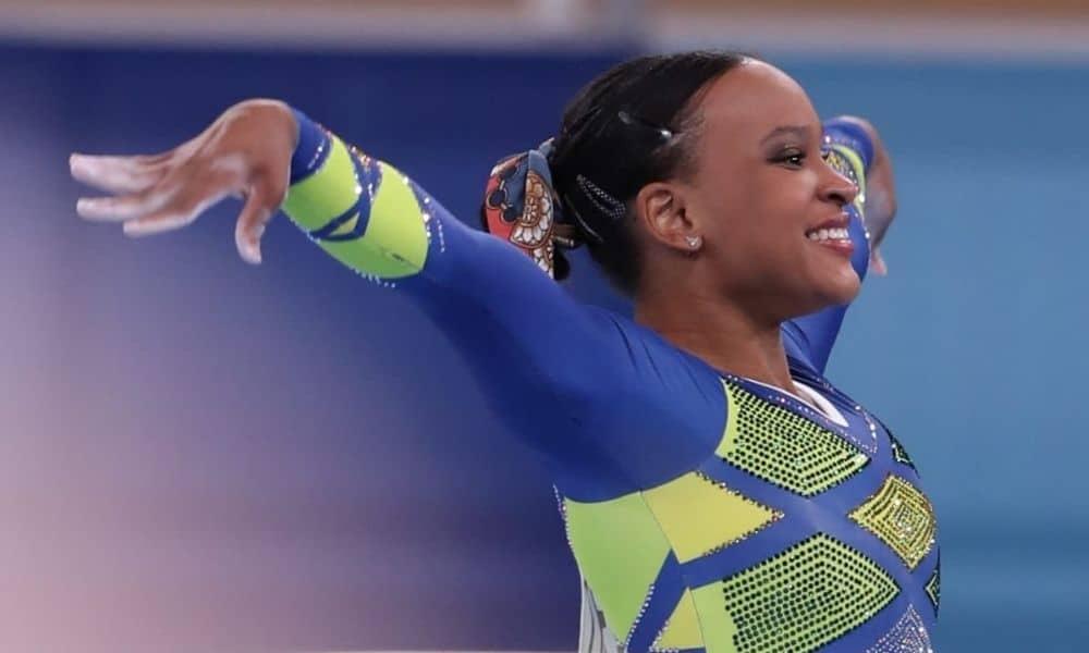 Rebeca Andrade mundial ginástica