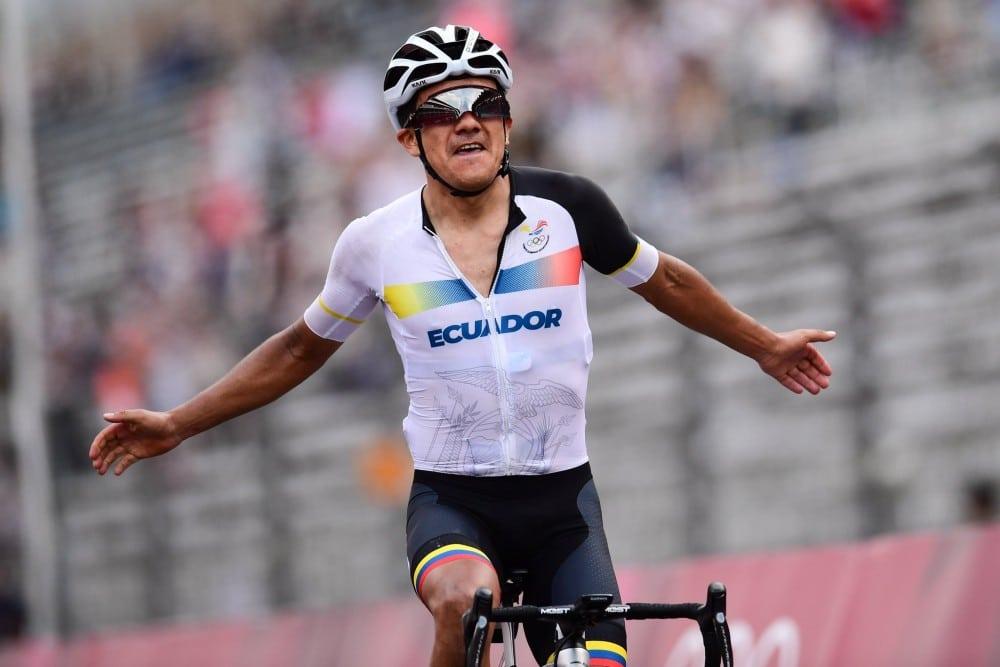Richard Carapaz ciclismo estrada