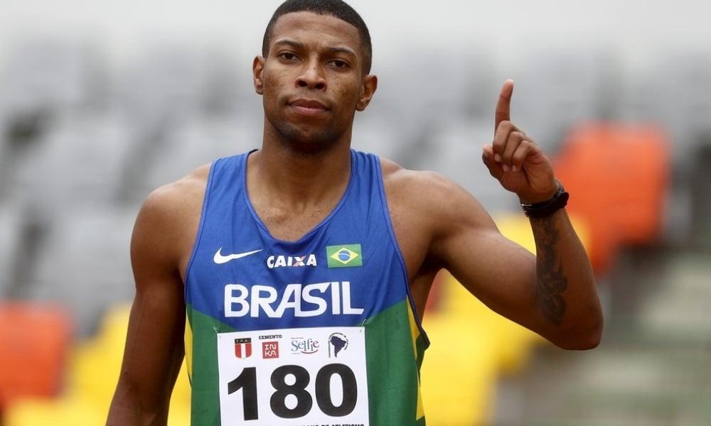 Rodrigo do Nascimento - Revezamento 4x100m - 100m rasos - Jogos Olímpicos de Tóquio 2020 - Atletismo