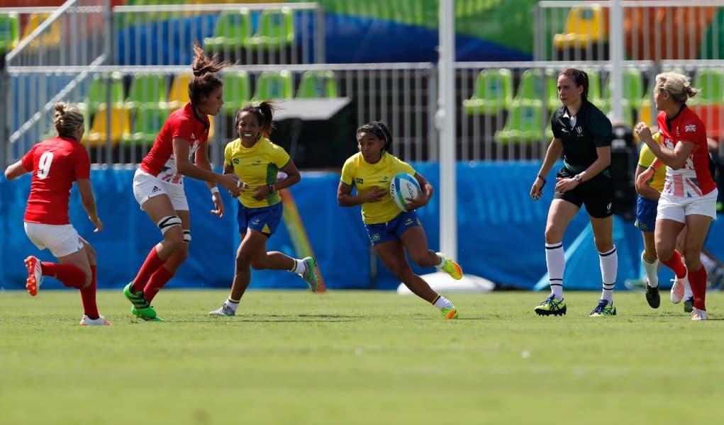 Rúgbi Brasil feminino Rio-2016