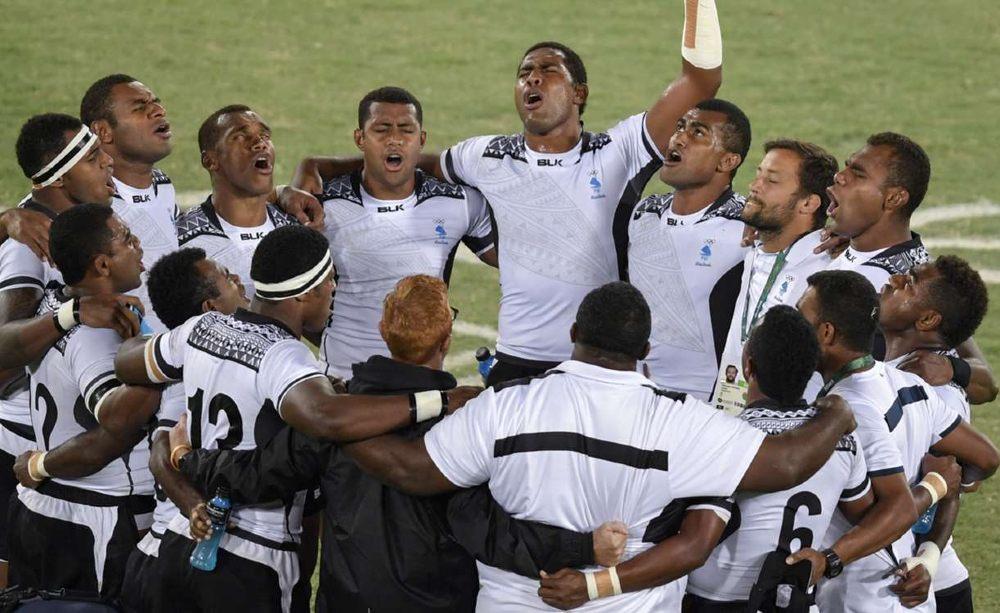 Fiji rúgbi sevens masculino
