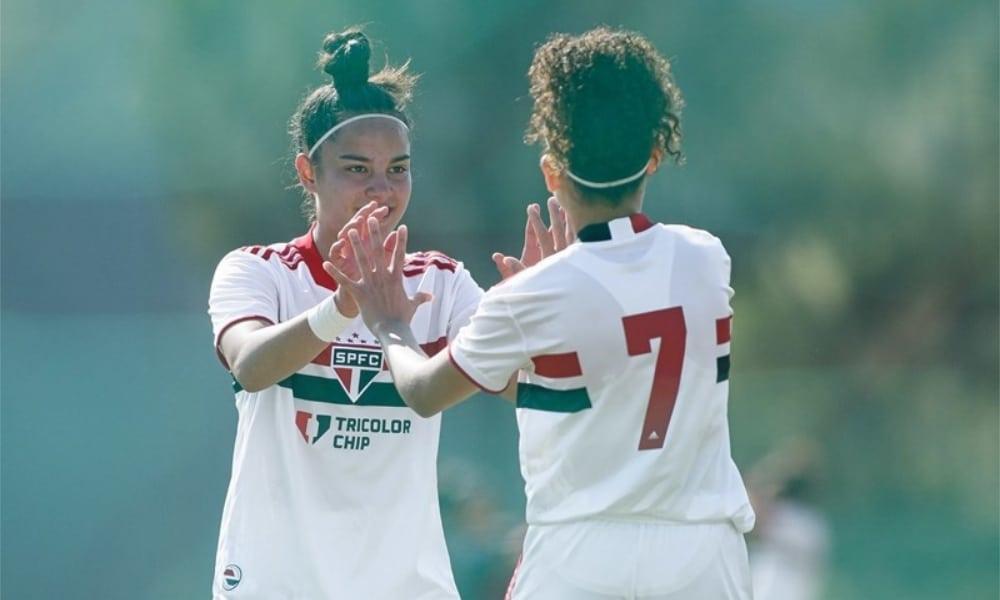 São Paulo - Internacional - Brasileiro Feminino Sub-18