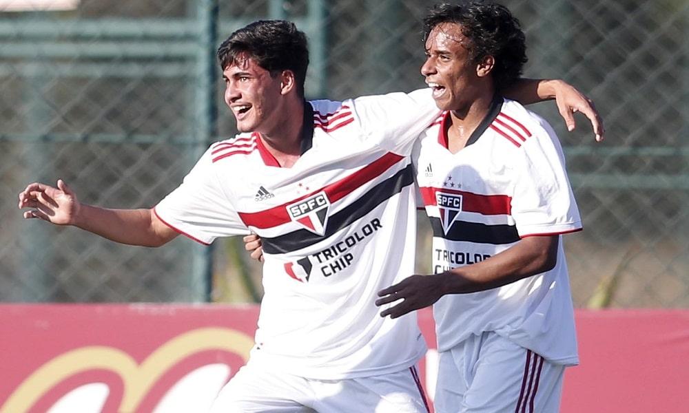 São Paulo x Flamengo - Brasileirão Sub-17 1