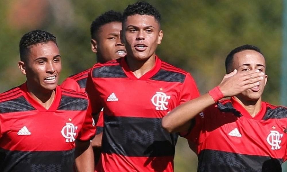 São Paulo x Flamengo - Brasileirão Sub-17