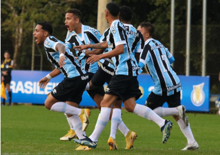 Brasileiro sub-20 Palmeiras Vasco Botafogo São Paulo