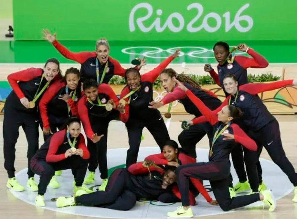 Seleção Americana de Basquete Feminino