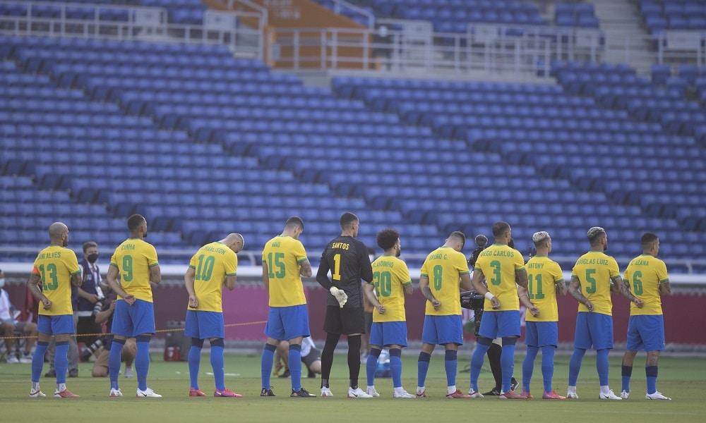 Seleção Brasileira tem uma vitória e uma derrota nos Jogos Olímpicos de Tóquio 2020
