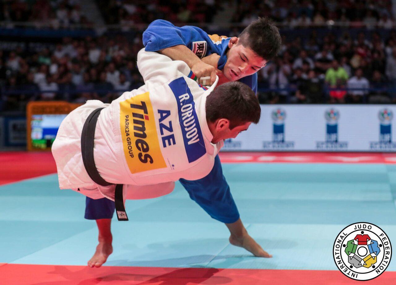 judô peso leve (-73kg masculino) Jogos Olímpicos de Tóquio 2020 Olimpíada
