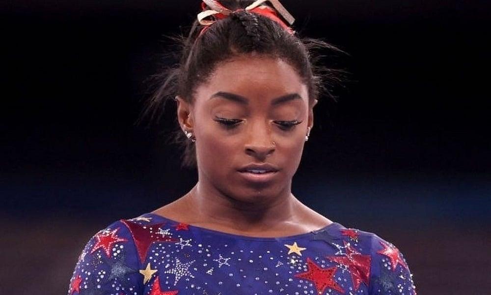 Simone Biles - ginástica artística - Jogos Olímpicos de Tóquio 2020