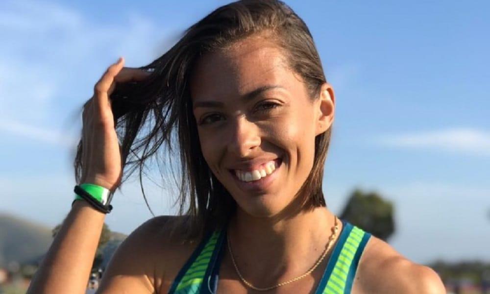 Tábata Vitorino - atletismo - 4x400m misto - Jogos Olímpicos de Tóquio 2020