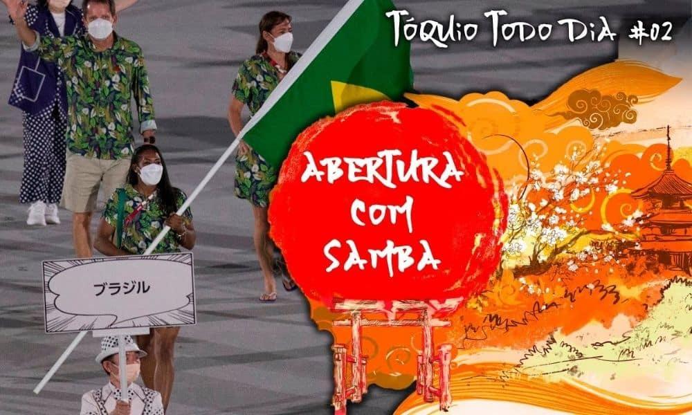Toquio todo dia resumo da participação brasileira nos jogos olímpicos de tóquio