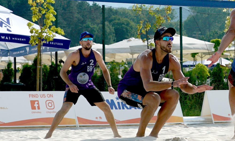 Vinícius Cardozo e Maia - Circuito Mundial de vôlei de praia