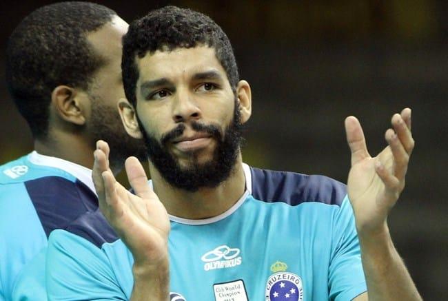 Wallace - seleção brasileira de vôlei masculino - oposto - Jogos Olímpicos de Tóquio 2020 - Olimpíada