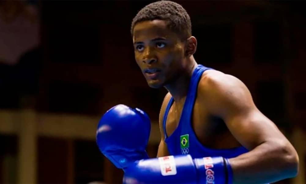 Wanderson Oliveira - Jogos Olímpicos de Tóquio 2020