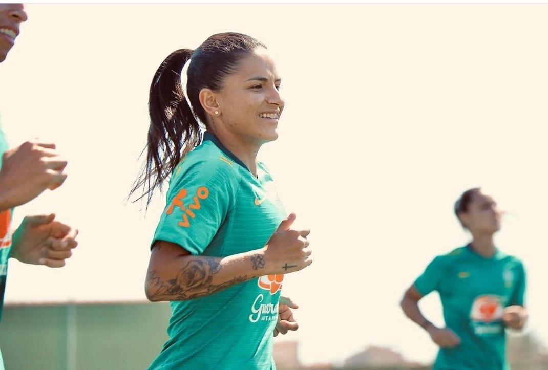 Debinha tóquio 2020 futebol feminino