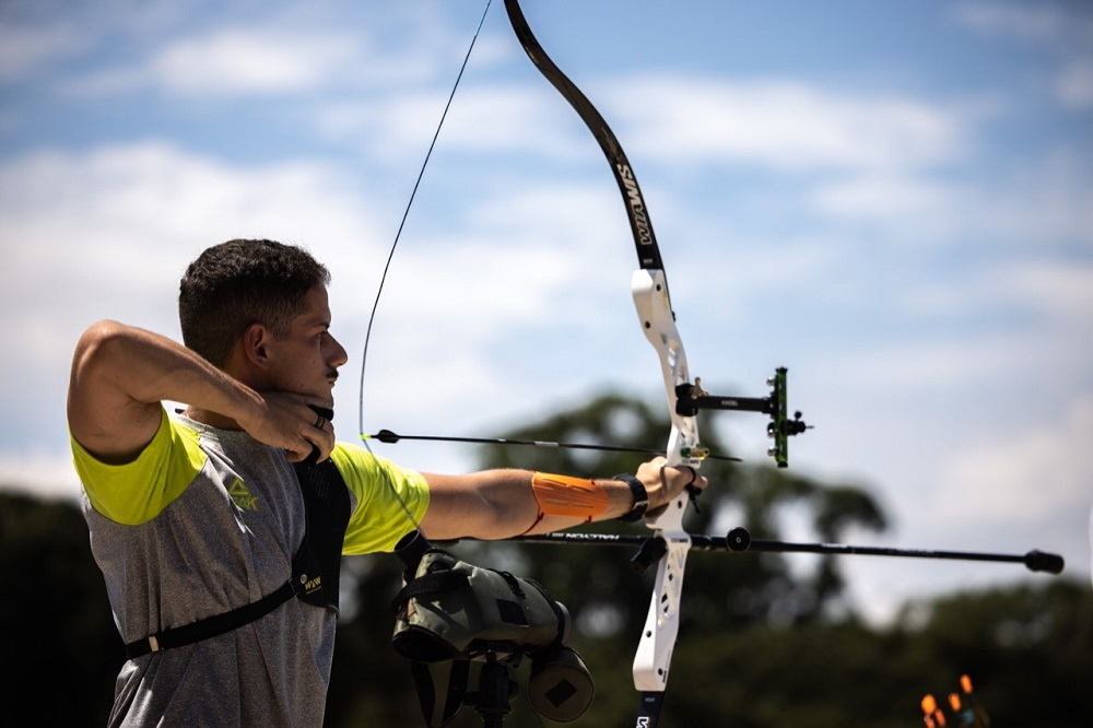 Marcus D'Almeida tiro com arco Jogos Olímpicos Tóquio