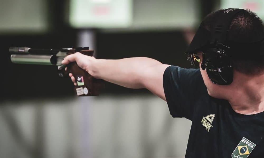 tiro esportivo felipe wu jogos olímpicos de tóquio