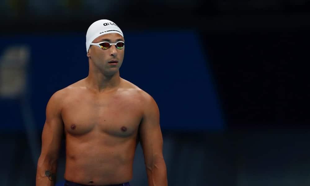Felipe Lima 100 m peito jogos olímpicos de tóquio