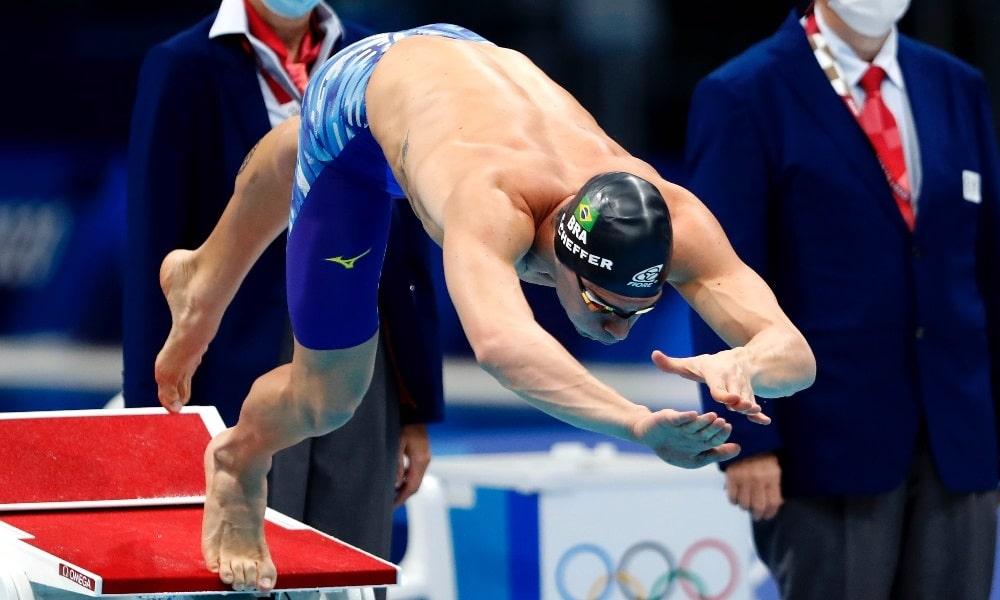 Fernando Scheffer jogos olímpicos de tóquio natação