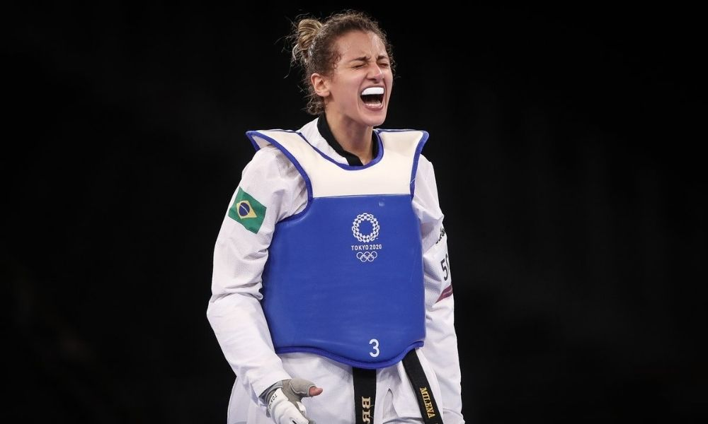 Milena Titoneli - Jogos Olímpicos - Tóquio 2020 - Gaspar Nóbrega/ COB