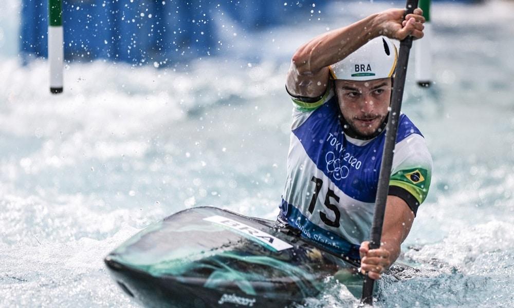 Pepê Gonçalves Canoagem slalom jogos olímpicos de tóquio