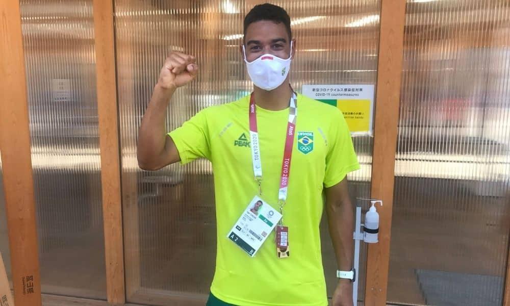 Ygor Coelho badminton Jogos Olímpicos Tóquio 2020