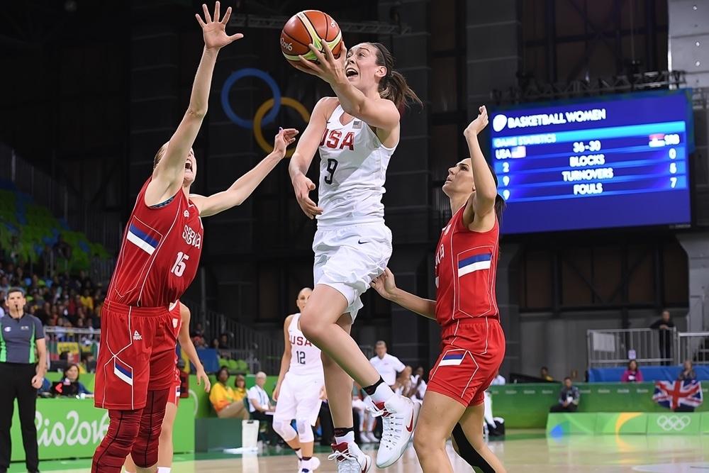 basquete feminino olimpíadas