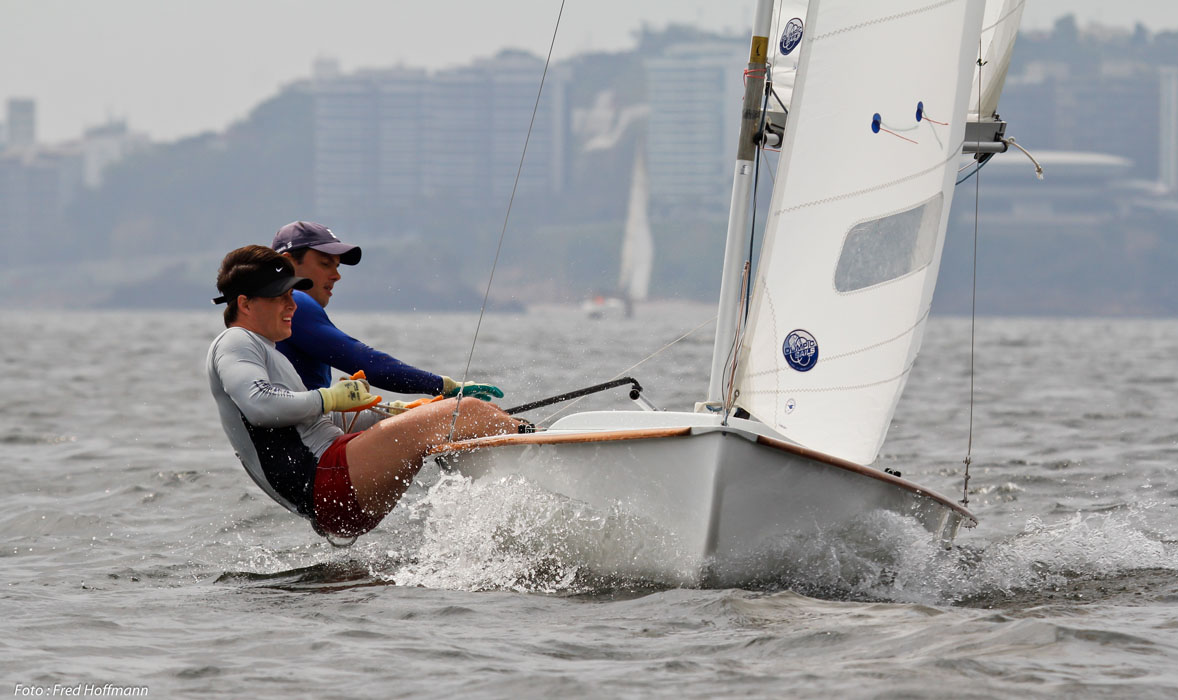Henrique Haddad Jogos Olímpicos Tóquio classe 470 vela