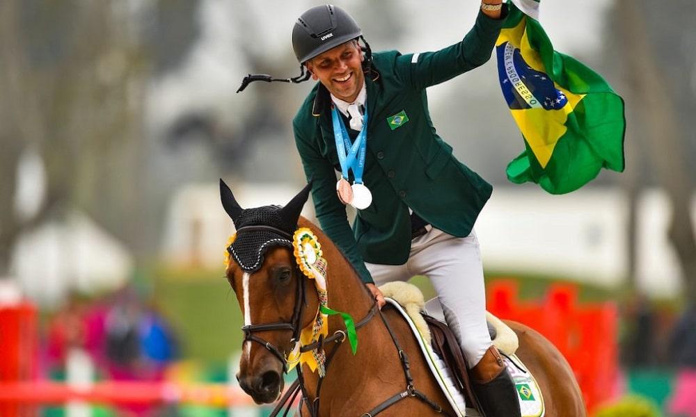 Hipismo CCE Concurso Completo de Equitação Jogos Olímpicos de Tóquio 2020 Carlos Eduardo ParroTóquio