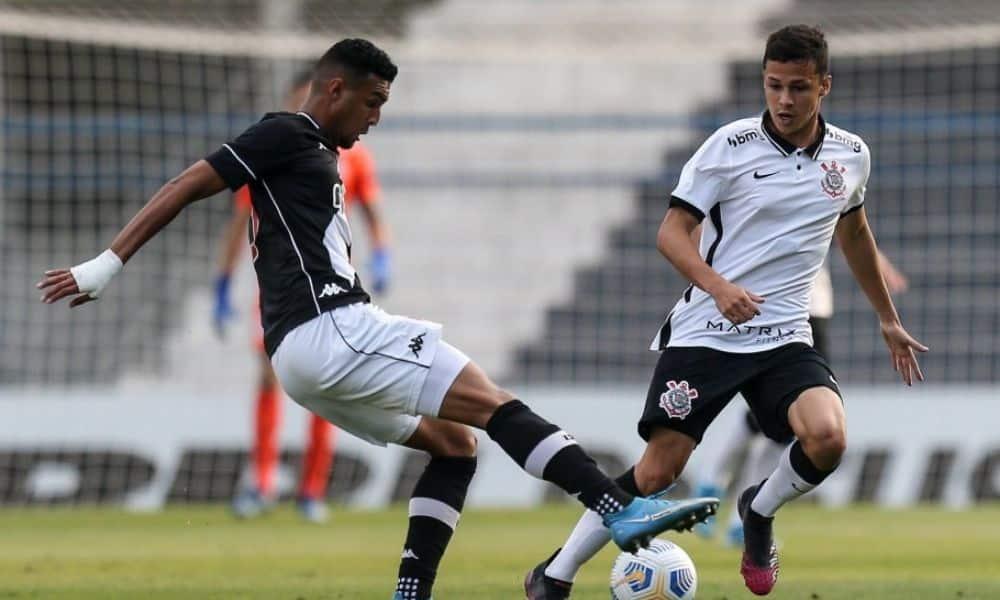 corinthians 0 x 6 vasco brasileiro sub-20 futebol