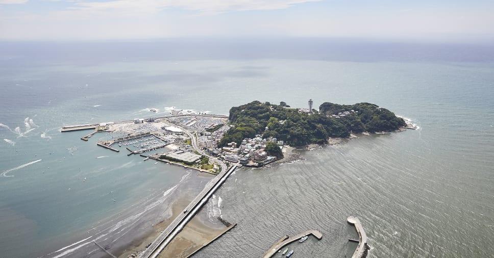 Yatch Club de Enoshima vela Jogos Olímpicos Tóquio